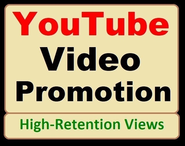 YouTube Video Marketing and Social Media Boosting and Promoting