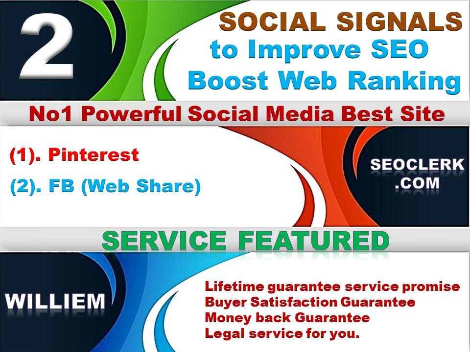 Powerfull Top 2 Platform 8,000 Pinterest / Webshare /Mixed/Social Signals/Backlinks/Bookmarks