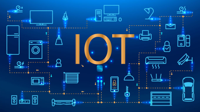 I will teaching iot things and networking topic lessons