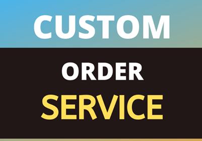 Custom Order For Seo & SMM Service