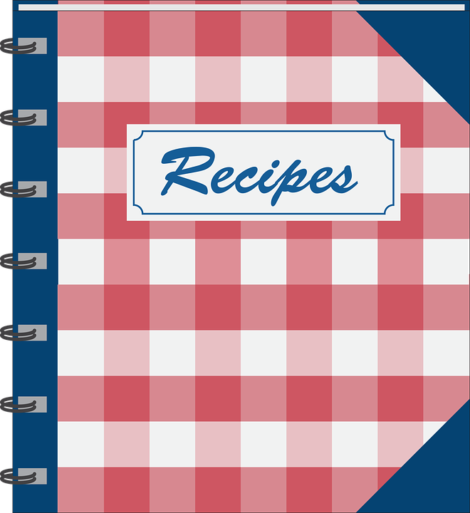 I will give you 7 Recipe eBooks with Full Master Resell Rights