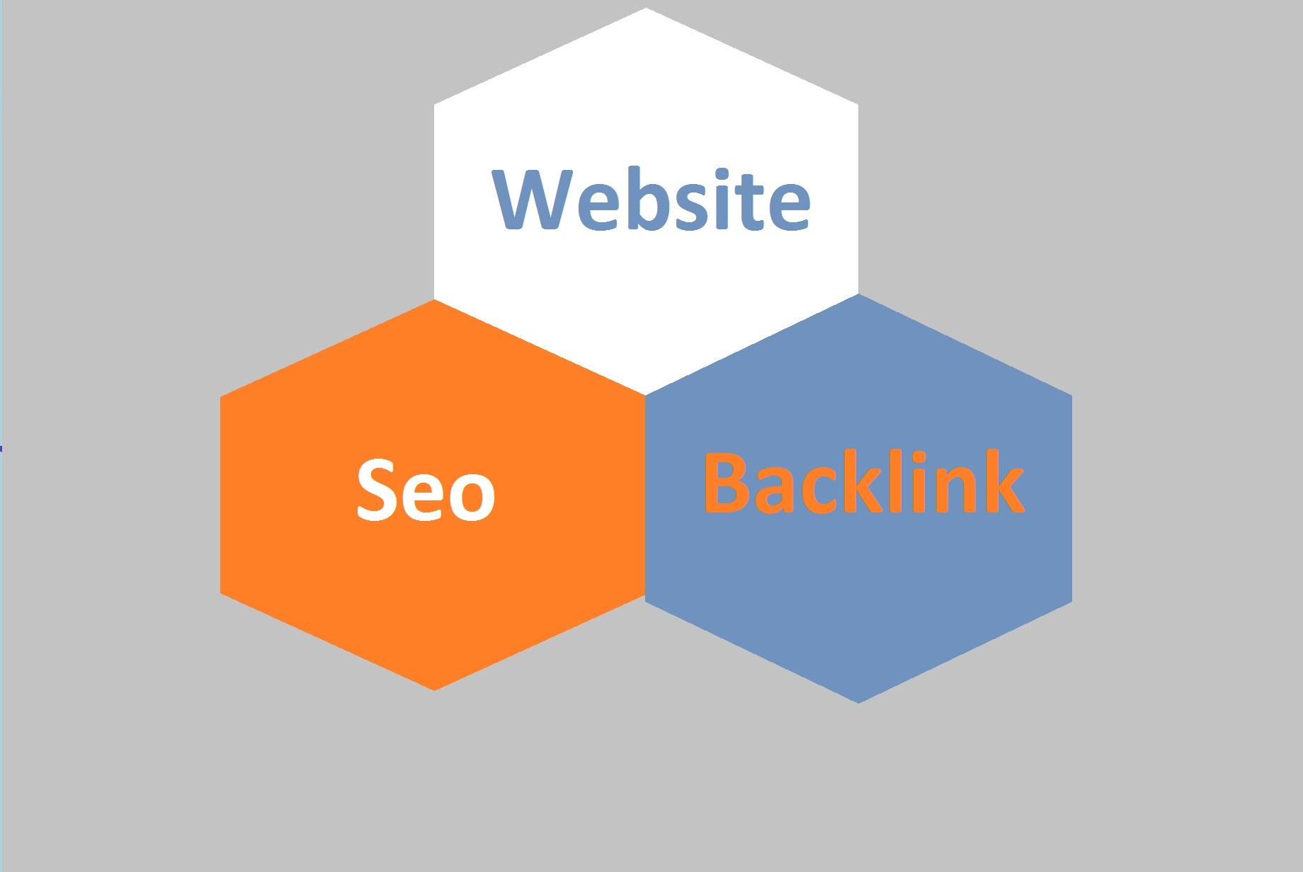 High Quality Backlink from 15 High DA web 2.0