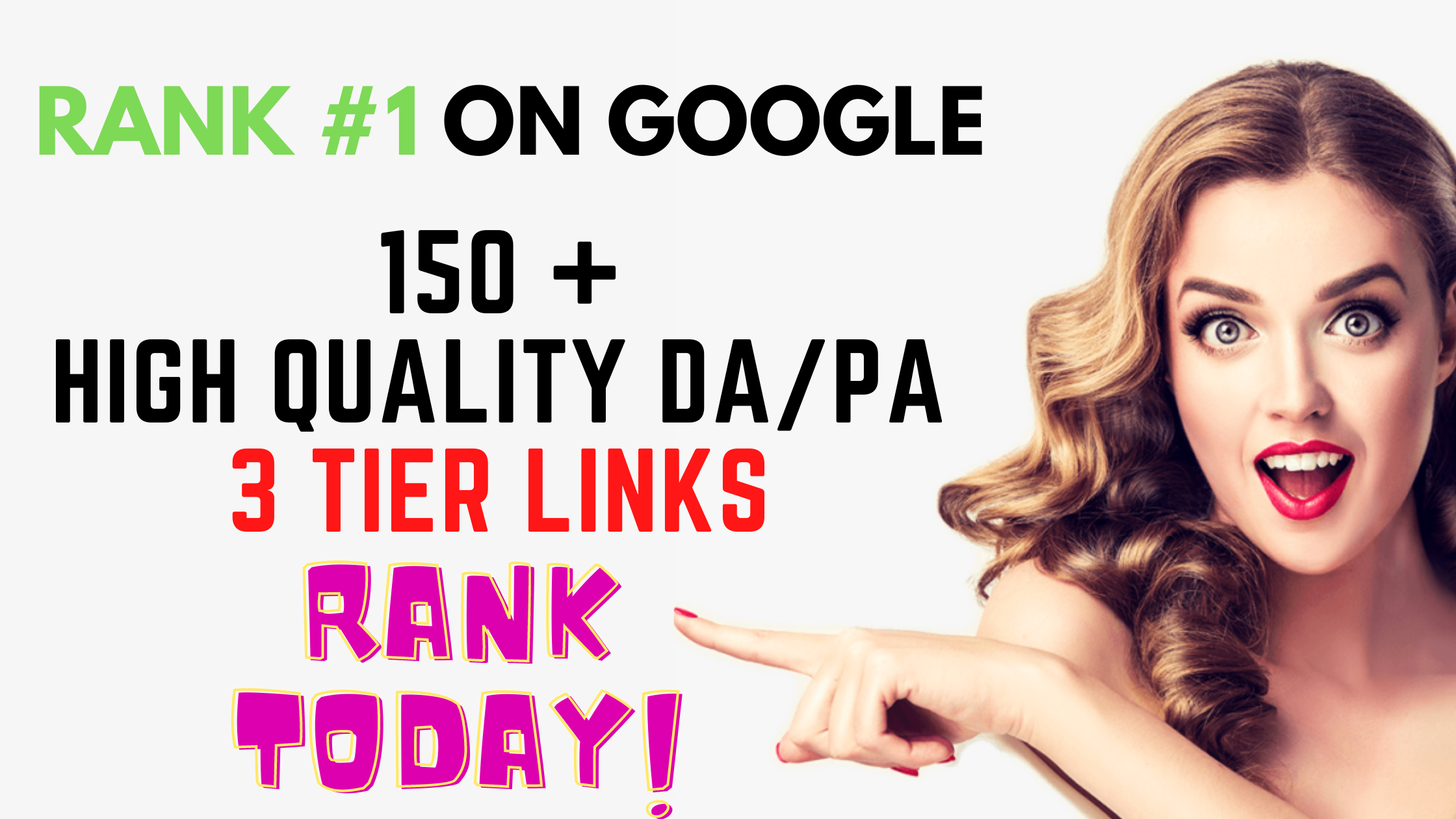 Boost Website Rank With Our High Quality DA/PA 3 Tier Link Building Service | High Quality Backlinks