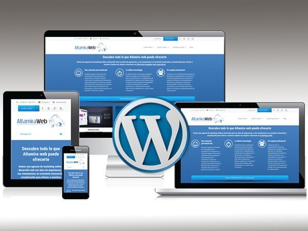 I will do web design using free blog and eCommerce site builder