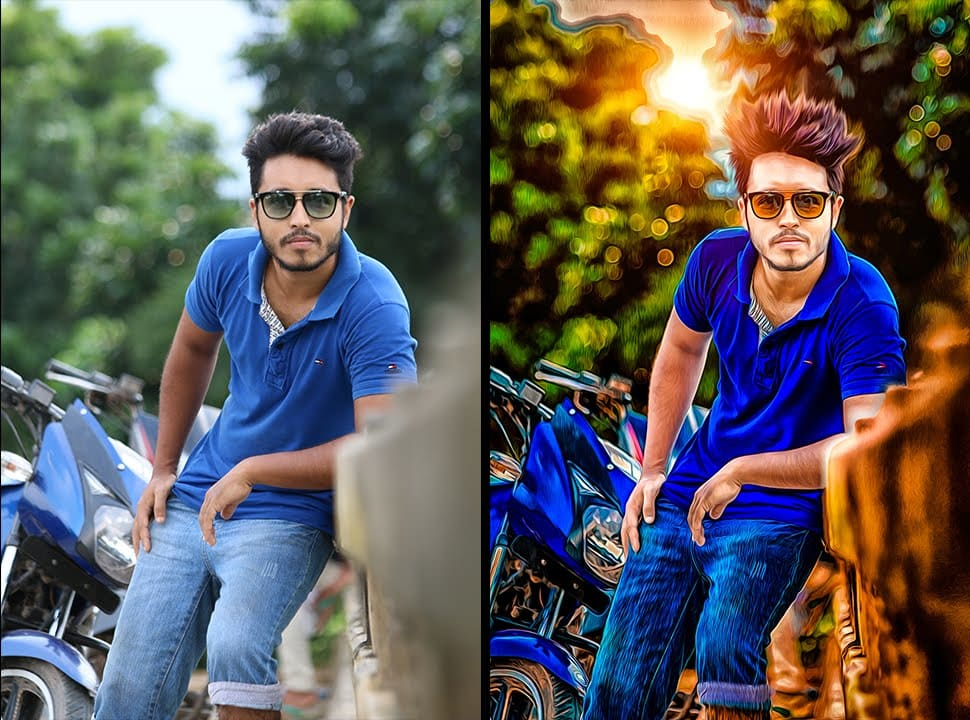 Photoshop editing and enhancement in 3 hours