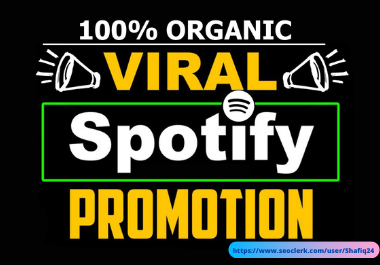 I will provide Monthly listeners and feeds of your artist profile