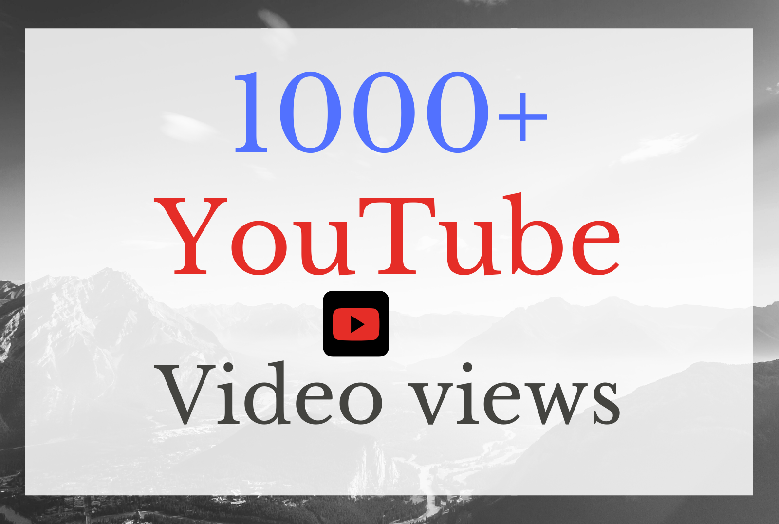 promote your youtube video to worldwide audience