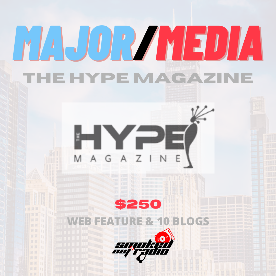 Get Your Music/Video Featured on The Hype Magazine