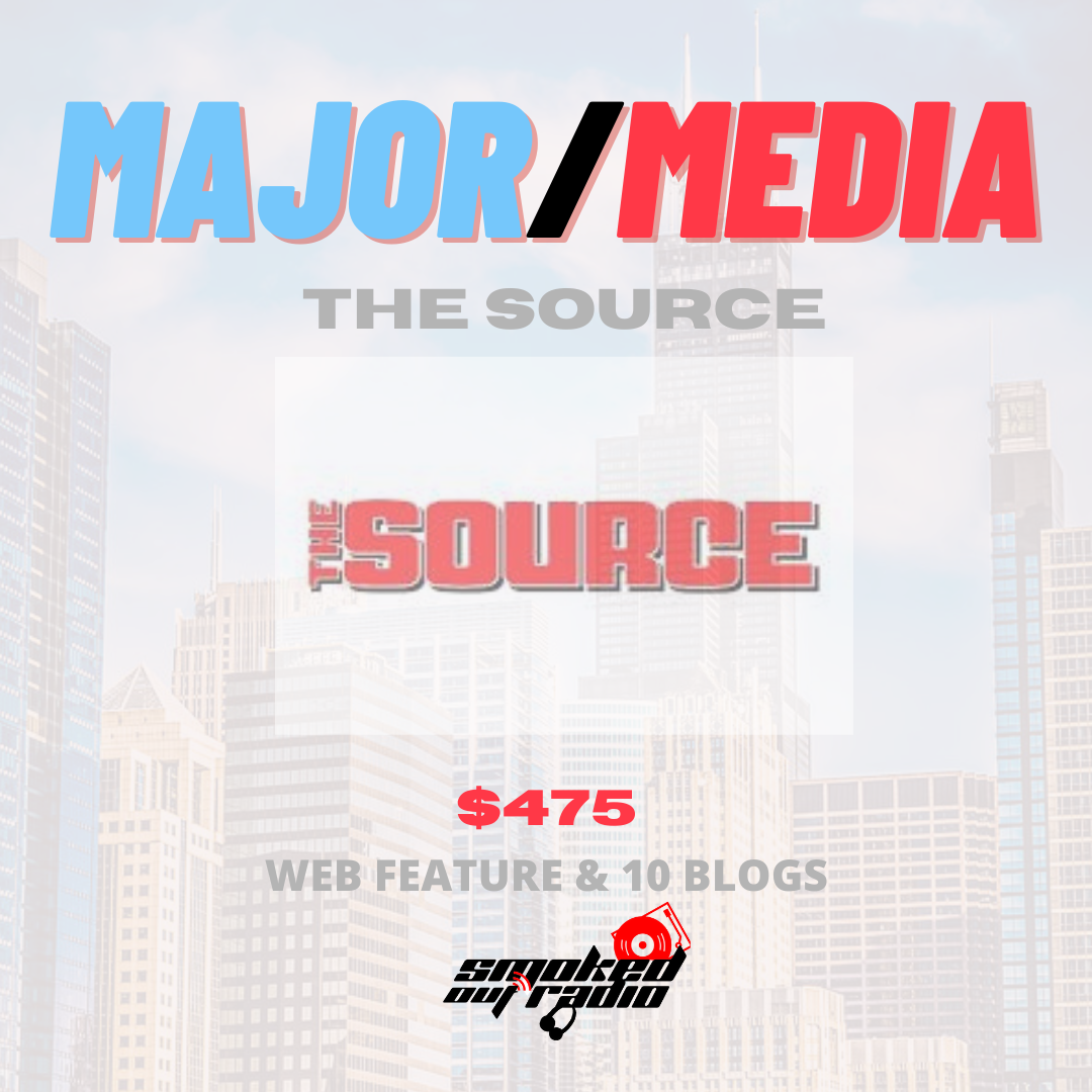 Get Your Music/Videos Featured On The Source