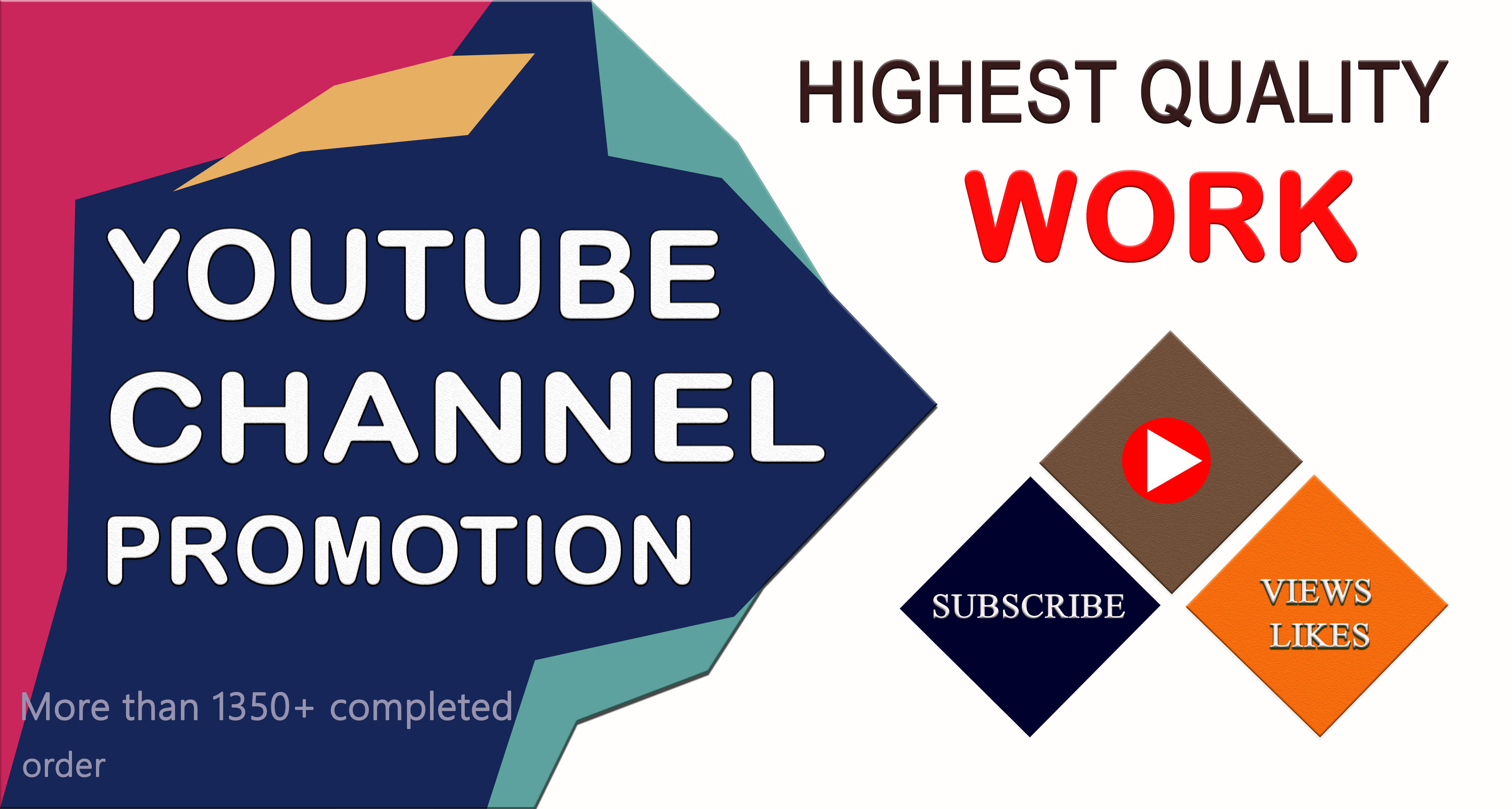 Get instant Channel Promotion with Marketing