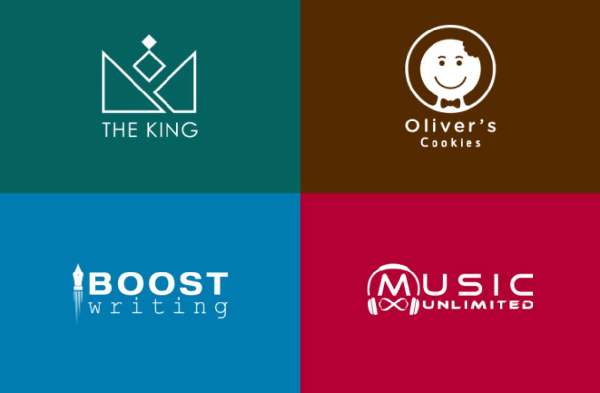 I WILL design 3 modern minimalist logo free vector files