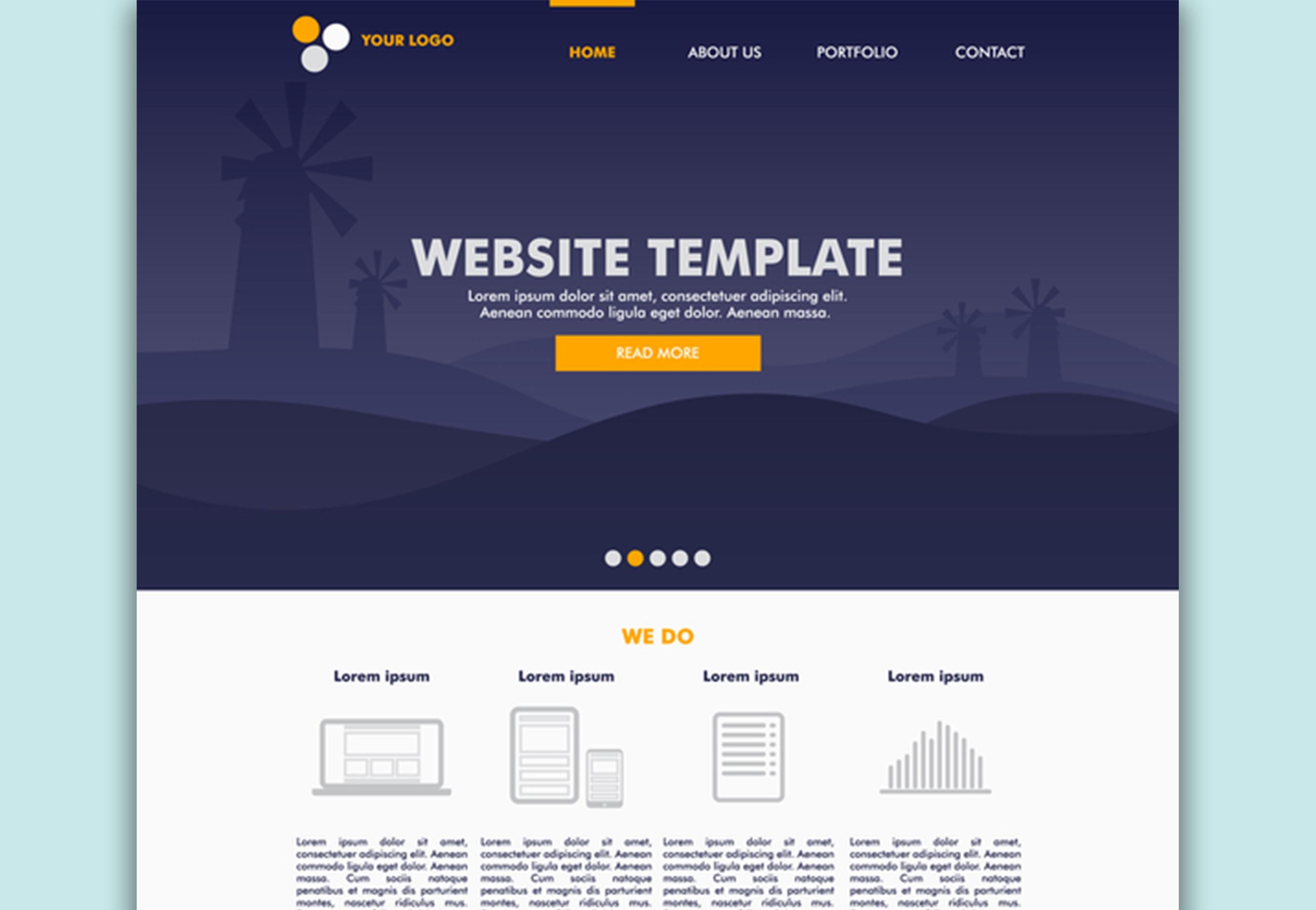 Professional And Responsive WordPress Website Development