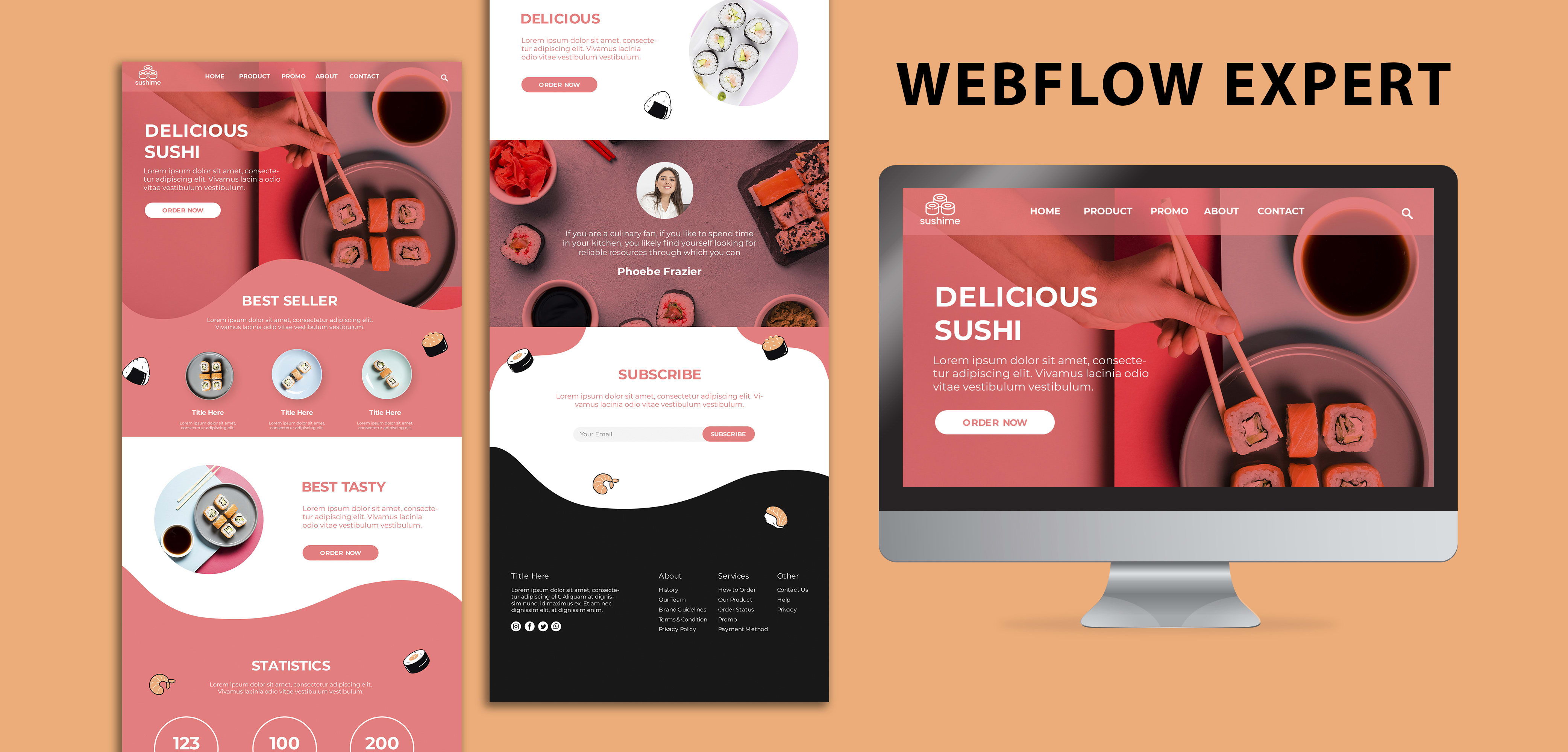 Website development Wordpress | Joomla| Magento | Wix| Woo commerce| Html | Shopify