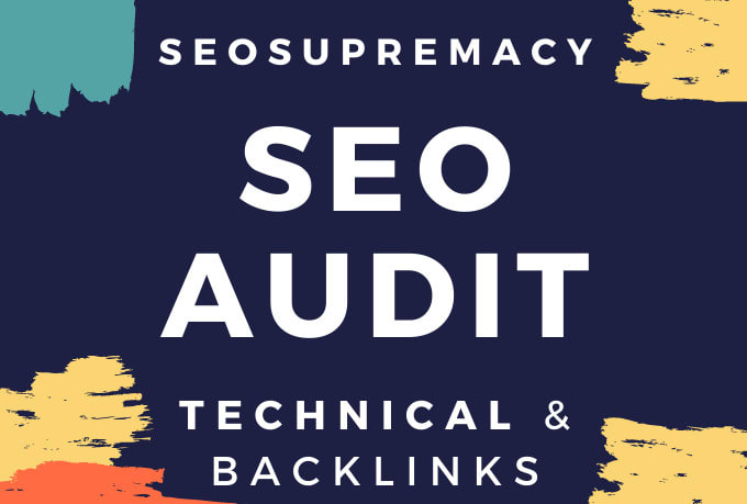 I will provide a professional SEO audit report and a complete website analysis