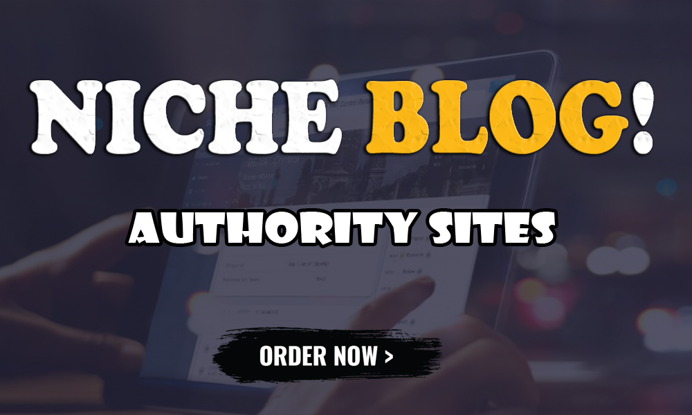 I Will Publish on High Authority Niche Guest Post Site