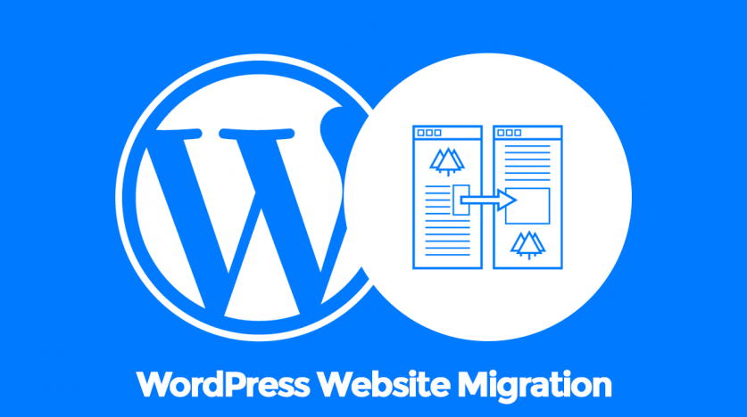 I will transfer wordpress site or change domain on new host