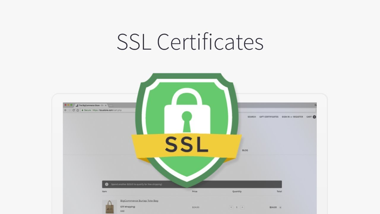 I will install SSL certificate on your webserver