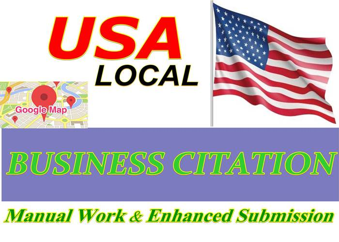 Add My Business detales 299 USA Listing Manually Local Citation Boost Local Rankings SEO