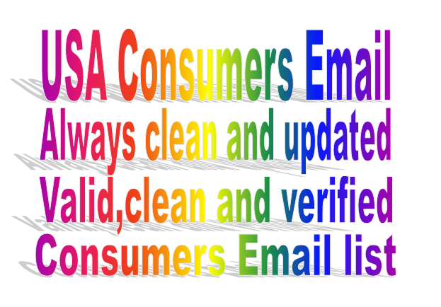 collect targeted usa email list for you