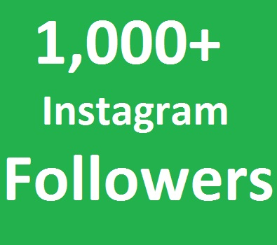 1000+ Social Media Profile Followers very fast only on