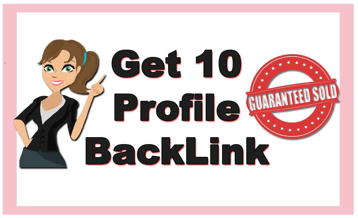 Get 10 Powerful Profile Back-Links