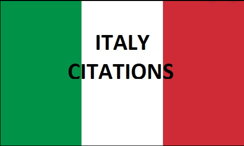 Get 60 Best ITALY Local Citations