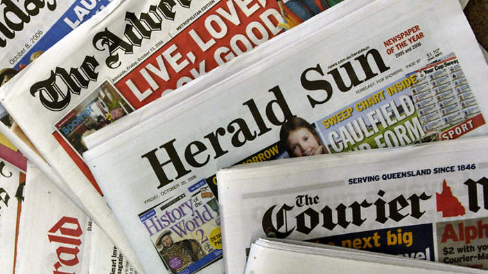 I will provide 17 dofollow australian news corp links