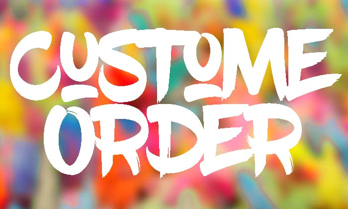 Custom Order Here For Personal Buyer