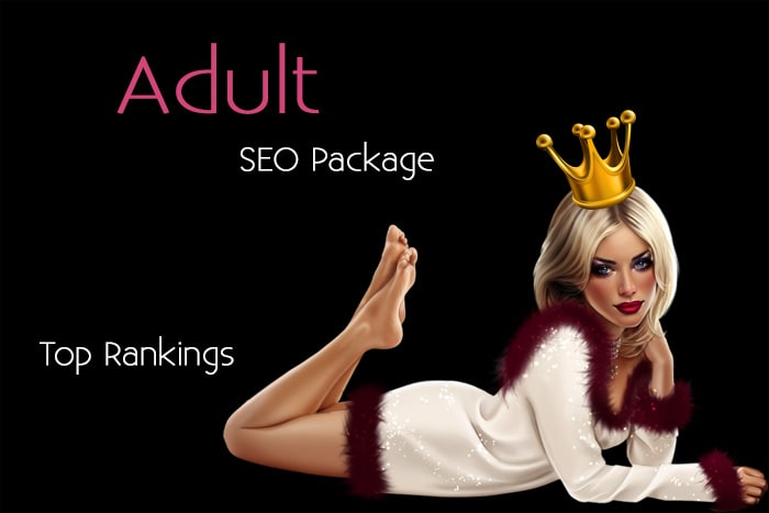 Cheap ADULT SEO Ranking Package