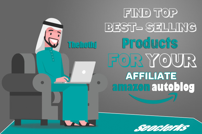 Design amazon blog comments affiliate website