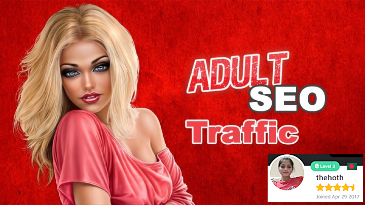 Adult SEO 20000 Traffic From Multiple Sources