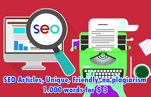 1000 word SEO article,  Unique,  No Plagiarism,  and Passed Copyspace