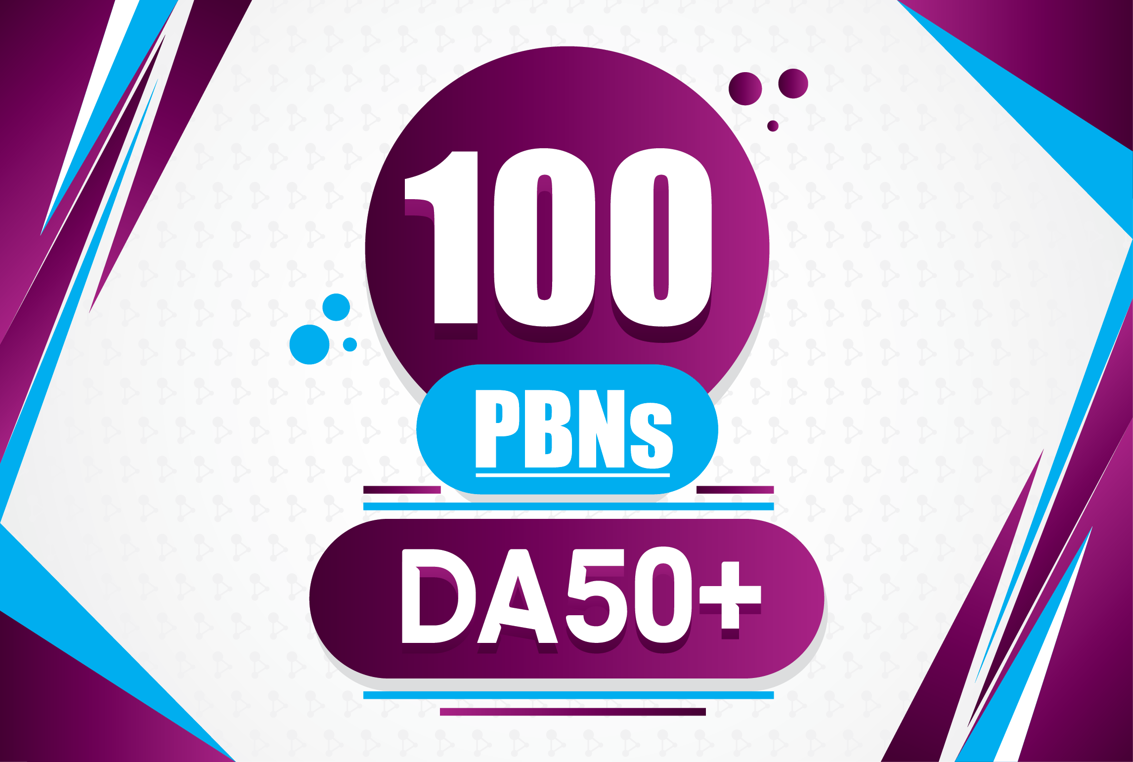 Guaranteed Boost your ranking with 100 homepage PBN Posts DA50 to 70+