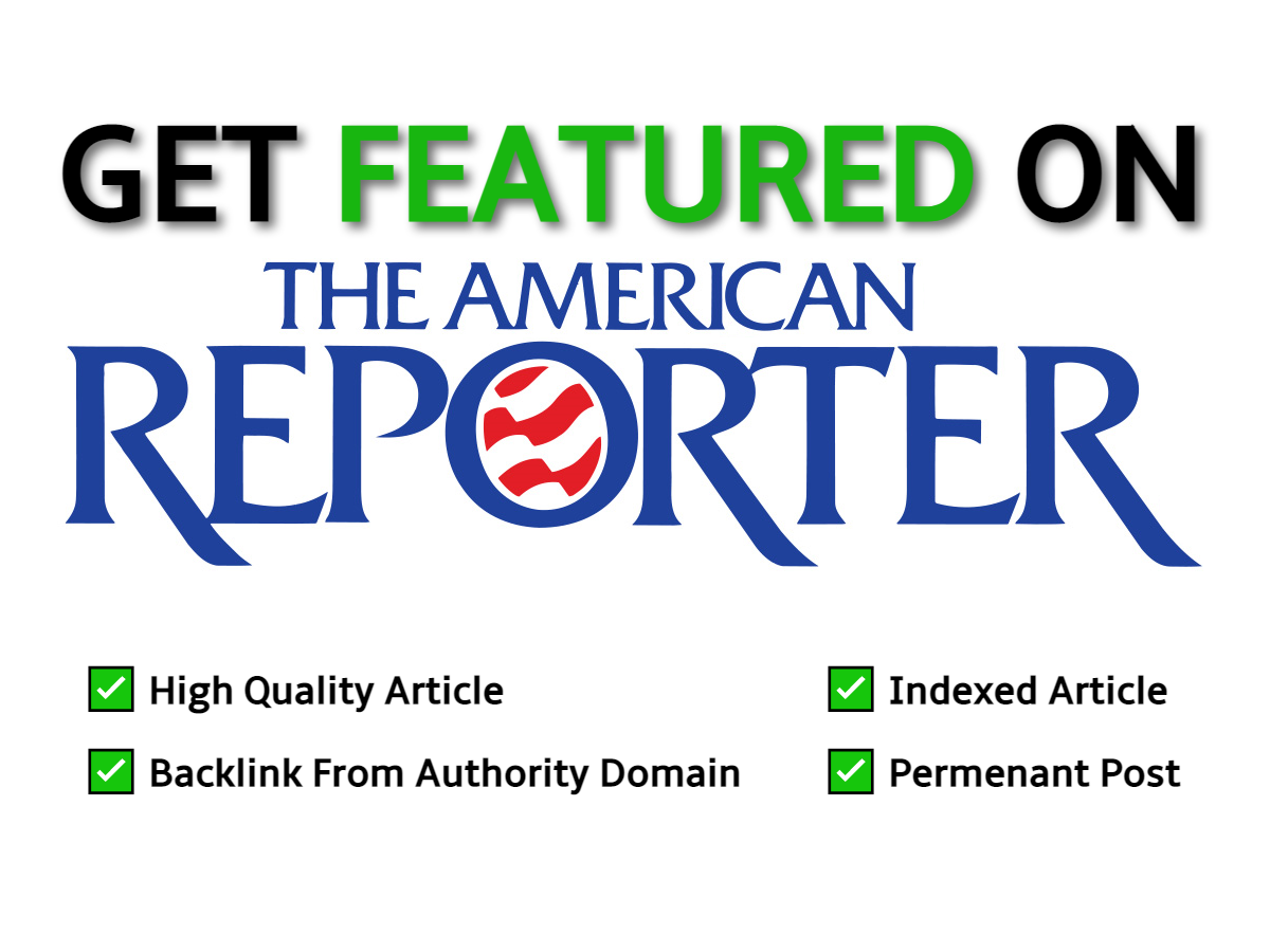 Guest Post on Google News Approved TheAmericanReporter. com