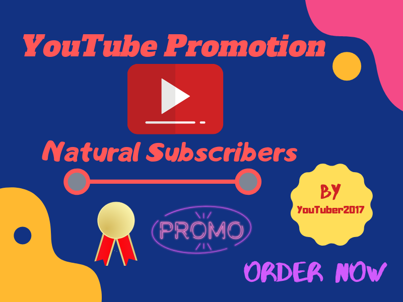 Wonderful Quick Natural YouTube Promotion