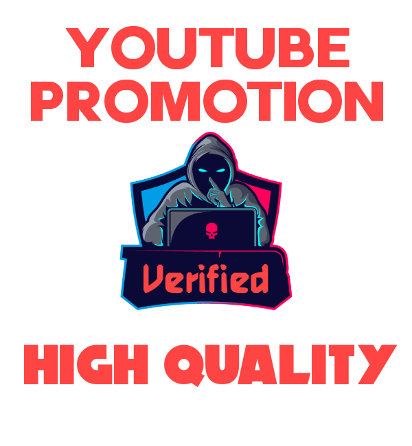 Natural YouTube Promotion High Quality with extra more bonus