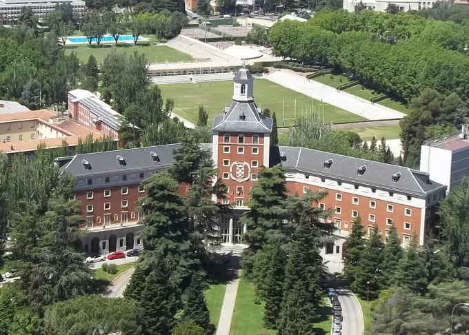 Guest Post Spanish University universidad complutense de madrid ucm. es