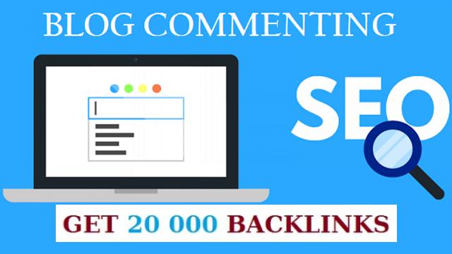 Build Massive Blog Comments Backlinks