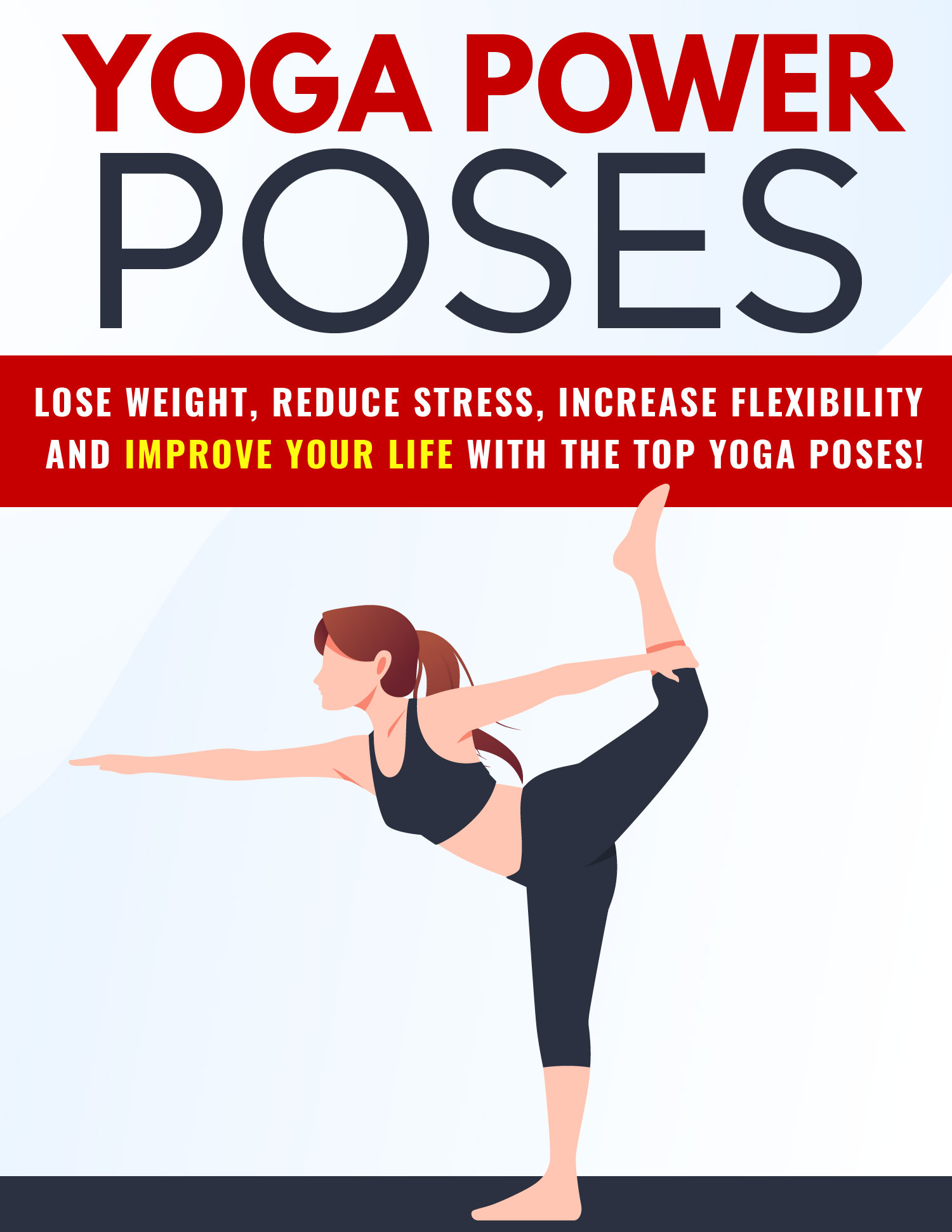 I will send you the Yoga Power Poses eBook