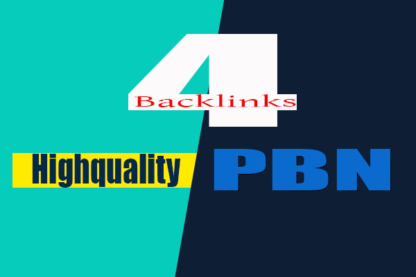 Create 4 High Quality Spam Free PBN Posts SEO Backlinks