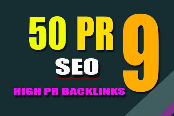 Create 50 High Quality DA Backlinks,  20 Web 2.0 Backlinks,  20 Social Bookmarking,  20 Web 2.0 Profile