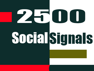 Create 1500 All Seo Social Signals Package for Ranking Website
