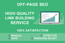 I will provide 15 high quality SEO backlinks link building google top ranking