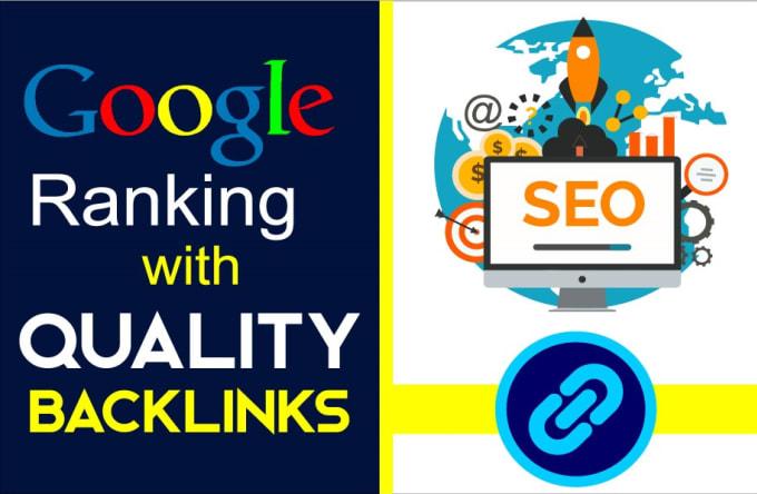 I will Manually do 20 high quality SEO backlinks link building google top ranking