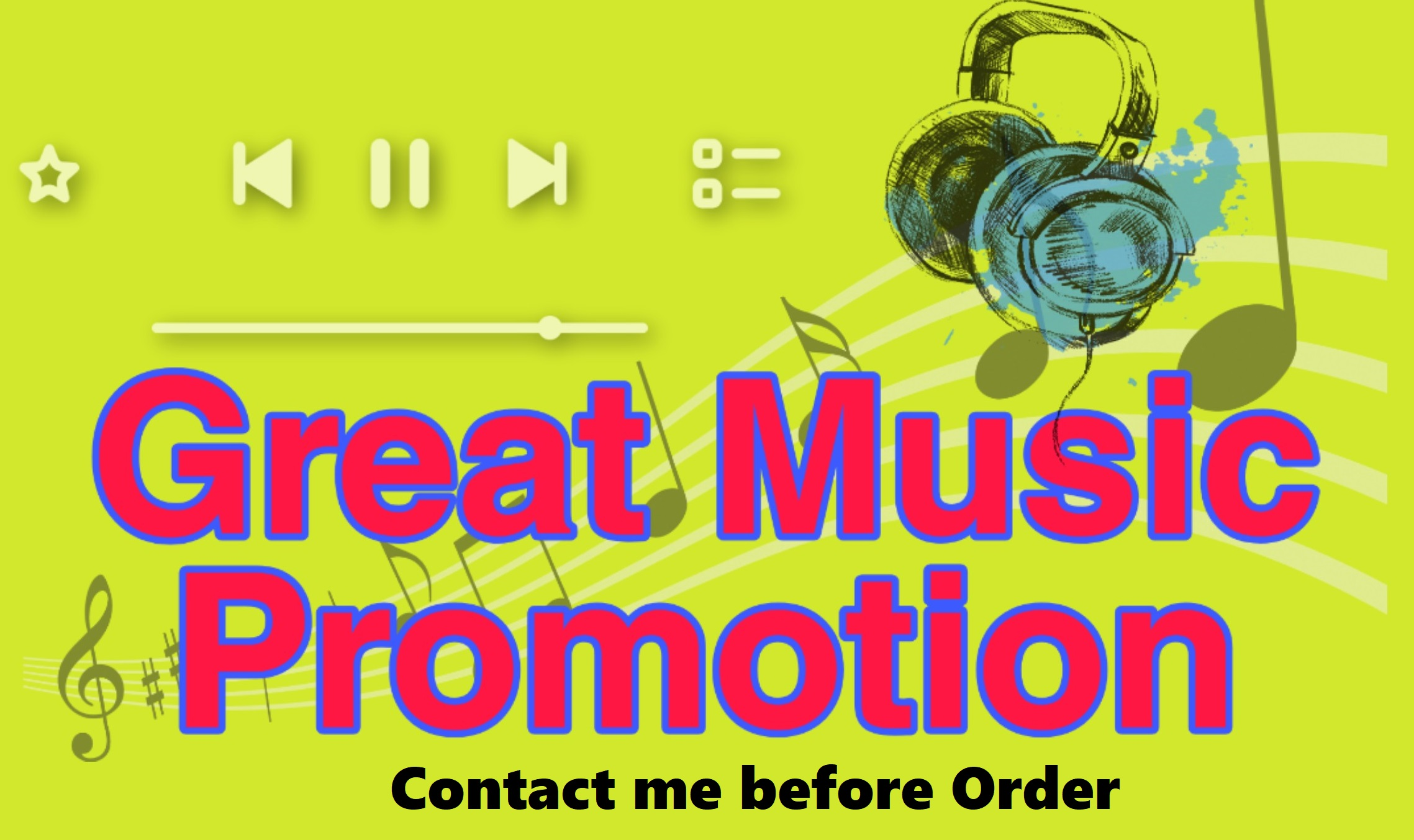A Great Music Promotion World Wide
