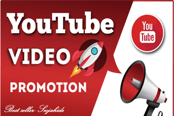 DO YOUTUBE VIDEO PROMOTION Vai HIGH RETENTION Audience