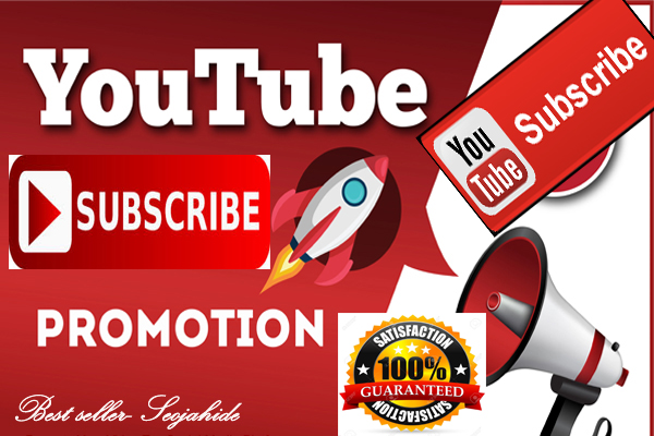 YouTube Chanel SUB Promotion Via Real World Wide User