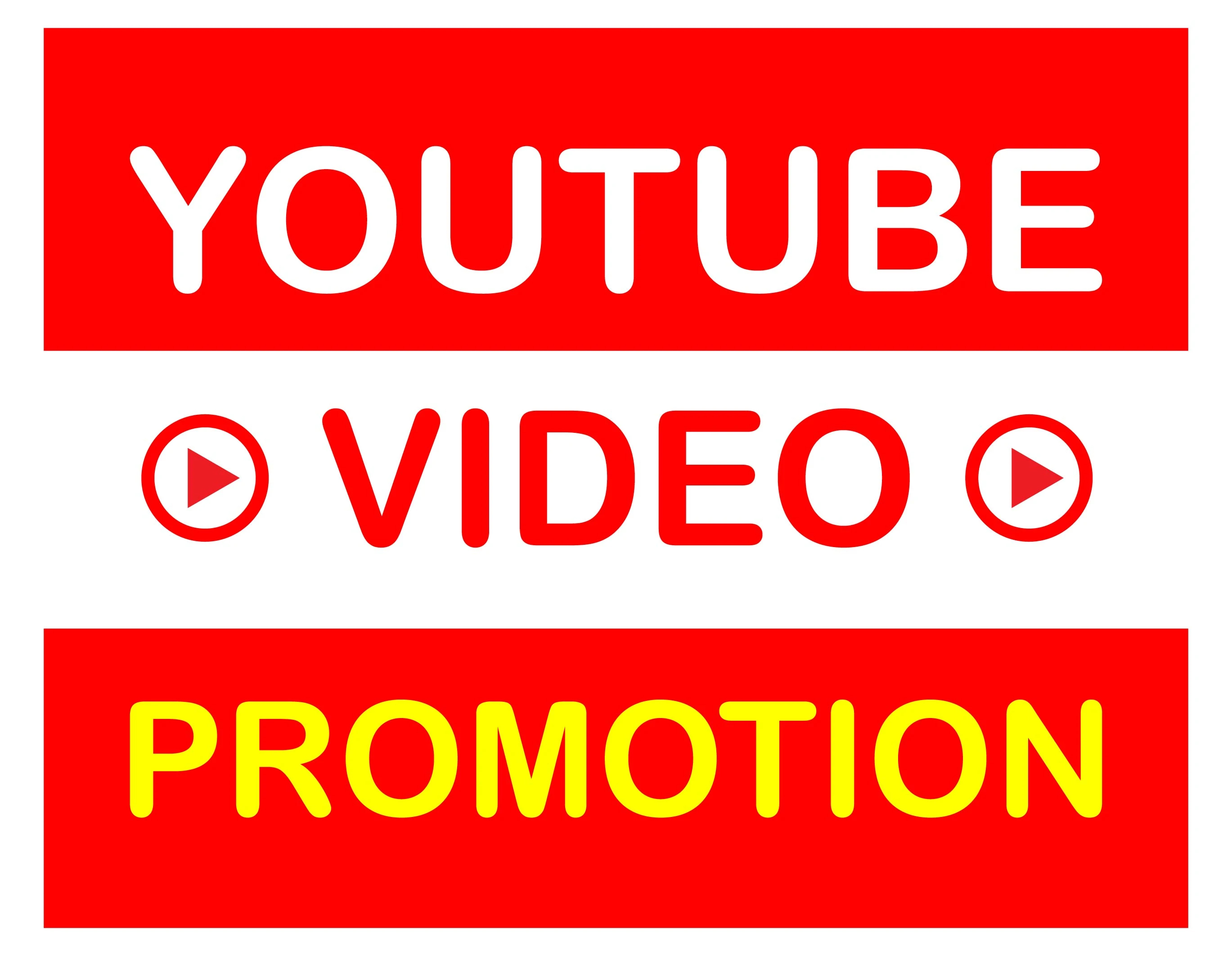 Natural YouTube Video Promotion Pack All In One Super Fast