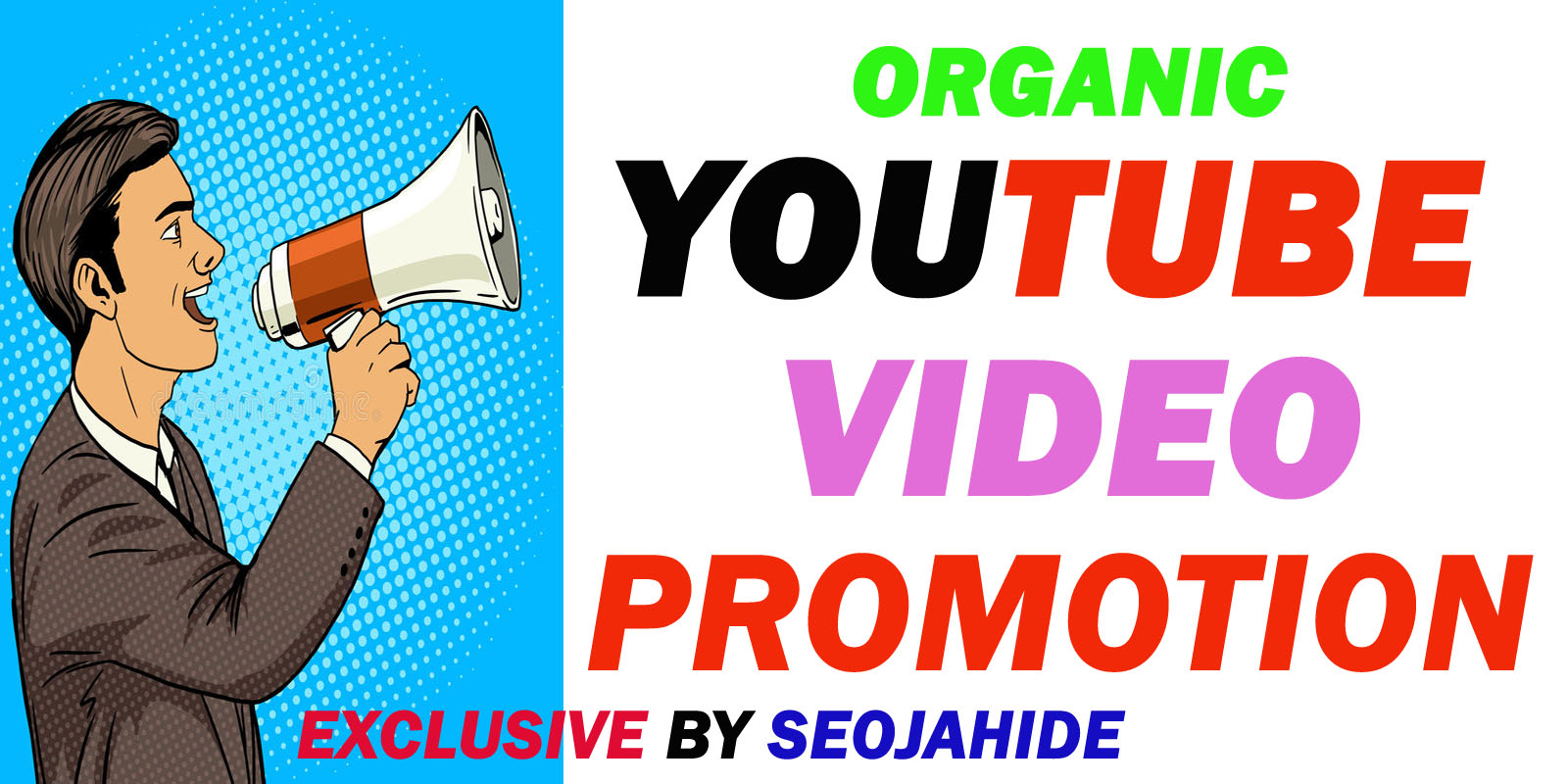 YouTube Video Visitor Promotion Via Real World Wide User