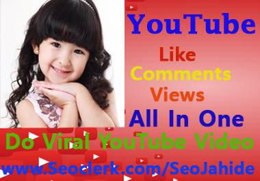 Instant YouTube Video Promotion And Get Rank